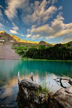 San Juan Mountains, Colorado United States