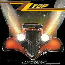Eliminator. The ultimate 80s rock album. I loved this album from start to finish. I wore it out. Gimmie All Your Lovin' has the best drum intro and when the riff hits, perfect.