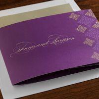 Walden Invitation eInvite Wedding Wedding Invitations All-In-One Invitations