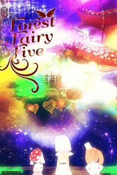 Crunchyroll Adds Forest Fairy Five 3D CG Anime Shorts     Series about fairies in modern-day Japan premiered today        Crunchyroll announced on Friday that it is streaming the Forest Fairy Five series ...