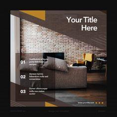 Layout Design, Banner Design, Free Banner Templates, Layout Template, Web Banner, Banners, Hotel Ads, Pamphlet Design, Real Estate Ads