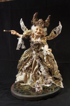 Fairy Godmother 1 by MarylinFill.deviantart.com on @deviantART