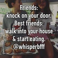 Bff Quotes, Best Friend Quotes, Girl Quotes, 3 Best Friends, Gifts For Friends, Personalized Best Friend Gifts, Bff Goals, I Am Awesome, Posts