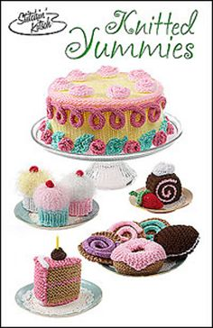 Knitted Yummies by Whitney Christmas