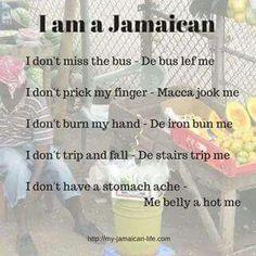 Only a true Jamaican Negril, Montego Bay, Jamaican Quotes, Jamaican Meme, Jamaican Slang, Jamaican Art, Jamaica Travel, Jamaica Jamaica, Barbados