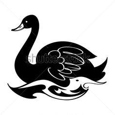 cisne animado - Buscar con Google