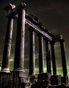 Templo de Saturno.