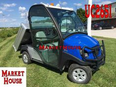 UC2651 - 2014 CARRYALL 500 ELECTRIC UTILITY CART