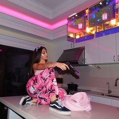 I ain´t got time for no games Pink Outfits, Swag Outfits, Mode Outfits, Cute Casual Outfits, Summer Outfits, Fashion Outfits, Bad Girl Aesthetic, Aesthetic Clothes, Mode Instagram