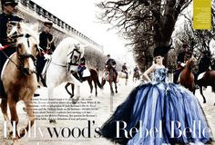 Kristen's Vanity Fair (France) Cover, Photos, Article and BTS Video!