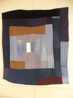 gee's bend quilt by tiboutoo, via Flickr