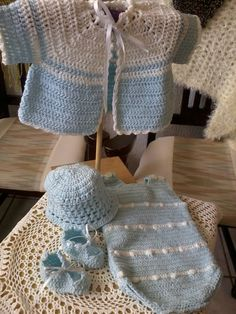 The Crochet Boutique baby clothes