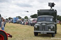 Vintage Commercial vehicle at the 2016 Weeting Steam Engine Rally & Country Show. http://www.ktdesign-web.co.uk/blog/the-2016-weeting-steam-engine-rally-country-show