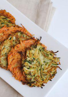 Ricetta Latkes di verdura - Labna