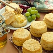 Baking Powder Biscuits recipe from the Crisco website.I am going to keep baking until the biscuits are perfect. Crisco Recipes, Bread Recipes, Cooking Recipes, Yummy Recipes, Savoury Biscuits, Homemade Biscuits, Easy Biscuits, Breakfast Biscuits, Hors D'oeuvres