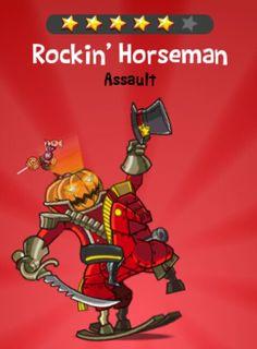 Rocking' Horseman