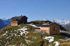 Starkenburger Hütte: Alpenverein Darmstadt-Starkenburg