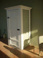 cupboard storage shed 2 4 x 2 4 x