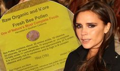 Victoria Beckham reveals her latest superfood fad as BEE POLLEN Propolis Benefits, Heath And Fitness, Bee Pollen, Antioxidant Vitamins, Forever Living Products, Perfect Food, Health And Wellbeing, Amino Acids, Get Healthy