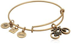 Alex and Ani Charity By Design Bike Bangle Bracelet * Click here for more details @ http://www.amazon.com/gp/product/B011L1XBAC/?tag=ilikeboutique09-20?mn=030716235626