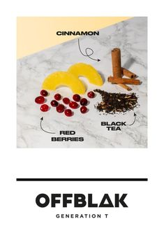 OFFBLAK's Sweet Bliss red berries & cinnamon tea is the perfect dessert replacement. Based on black tea it has high level of caffeine to keep you going. Cinnamon Tea, Berry Tart, Masala Chai, Red Berries, Orange Flowers, Wild Hearts, Iced Tea, Caffeine, Spice Things Up