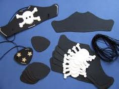 pirate crafts - Google Search