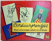borduurkaarten