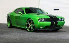 Dodge Challenger - Dodge Wallpaper ID 1408476 - Desktop Nexus Cars