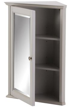 Legacy Signature Corner Medicine Cabinet | Corner medicine cabinet ...