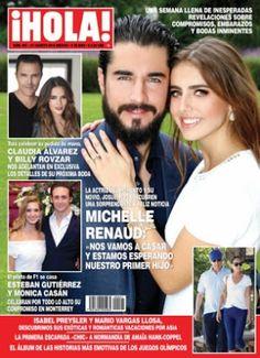 Revistas PDF En Español: Revista ¡Hola! México - 27 Agosto 2016 - PDF HQ