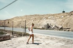 On a quest to capture and reveal the often unseen, a Spanish photographer decided to venture around different parts of the globe and take photos of roadside prostitutes awaiting potential customers. It's something you might've seen portrayed in a… Grande Route, Visual Literacy, Documentary Photographers, Australian Homes, Color Correction, Photojournalism, Netherlands, Documentaries, Waiting