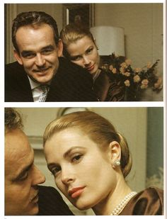 Princess Grace & Prince Rainier