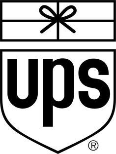 Paul Rand was a simple, excellent designer. This original UPS logo illustrates that perfectly.