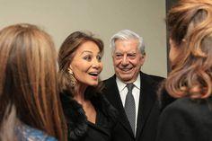 Quién es quién en la corte de Isabel Preysler y Mario Vargas Llosa por América