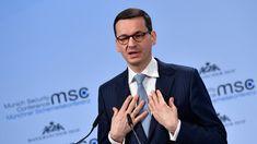 Le Premier ministre polonais vivement critiqué après avoir évoqué «les auteurs juifs» de la Shoah  personne ne peut interdire aux citoyens de communiquer sur n'importe quelle sujet même si cela ne plait pas a tout le monde