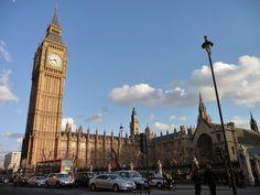 London is always GREY. Really? #London