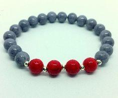 Női ásvány karkötők - Mata Beads Beaded Bracelets, Jewelry, Fashion, Moda, Bijoux, Jewlery, Fasion, Jewels, Jewelery