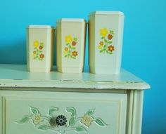 tall canisters