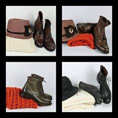 Daniele Tucci Shoes propone una  di Colori per il Modello di Francesina  Bassa Tronchetto. Calzature comode, con i lacci, un must have della stagione moda A/I 2013-2014. Colori: Marrone, Nero, Verde muschio