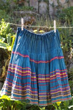 VTG Antique Miao Handmade Wax Dye Thousand Wrinkle by poochee250, $49.00