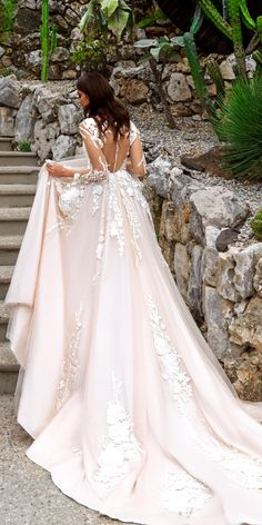 Wonderful Perfect Wedding Dress For The Bride Ideas. Ineffable Perfect Wedding Dress For The Bride Ideas. Lace Wedding Dress, Dresses To Wear To A Wedding, Perfect Wedding Dress, Dream Wedding Dresses, Designer Wedding Dresses, Bridal Dresses, Girls Dresses, Backless Wedding, Dresses Dresses