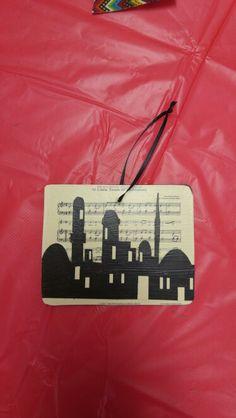 Day 17: Bethlehem silhouette