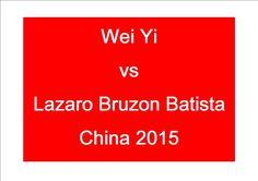 The Game of the Year: Wei Yi vs Lazaro Bruzon Batista