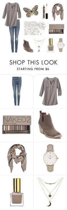 """""""Simple fall style"""" by lostandfound92 ❤ liked on Polyvore featuring rag & bone, TravelSmith, Urban Decay, Jeffrey Campbell, Look by M, CLUSE and Charlotte Russe"""