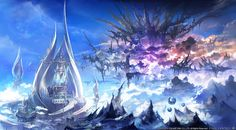 The 1st Final Fantasy expansion, Heavensward can be touched for the 1st time starting from June 19th, but until that moment the developer made public some informations about the new beast tribes & the landscape. Find a glimpse on https://xremetop300.com/forum/games-news/9/