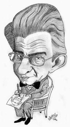 Cita en las Diagonales: Cita con Mauricio Giacomino - Artista- Caricaturis...