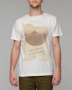 Sea Moves Tee