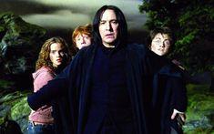 Professor Severus Snape in Harry Potter and the Prisoner of Azkaban (2004)