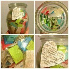 Memories' jar