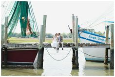 Charleston Beach House Wedding